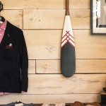 Suit on Wall